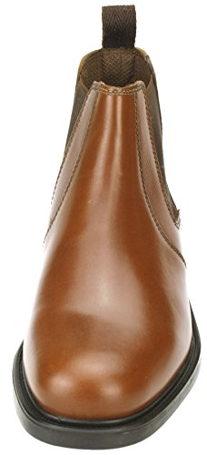 marrón Marrón de Marrón Oaktrak Botas Marrón para hombre Piel 4ffqYz