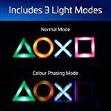 Paladone Playstation Icons Light with 3 Light Modes