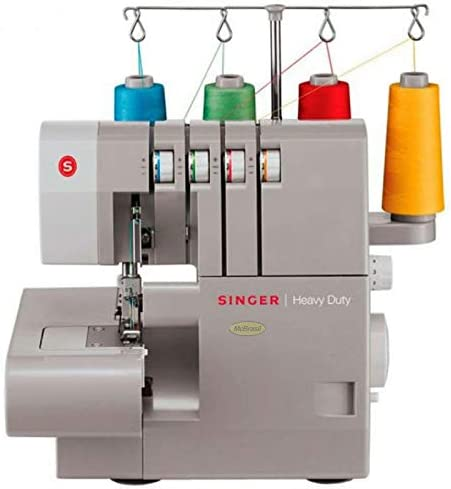 Máquina de Costura Overloque, Ultralock 14HD854, 110v, Singer por Singer