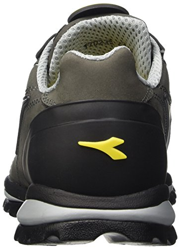 Diadora Glove II Low S3 HRO, Scarpe da Lavoro Unisex-Adulto Grigio (Grigio Ombra)
