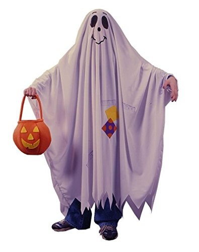 (Friendly Ghost Costume -)