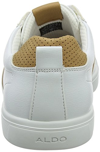 Homme Lovericia ALDO Bright Basses Blanc White Sneakers wZwqtdA