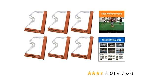Amazon com : Penalty Box - Full Body Workout Program - Body