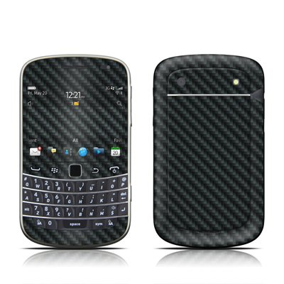 Carbon Design Protector Skin Decal Sticker for BlackBerry Bold Touch 9930 9900 Cell Phone