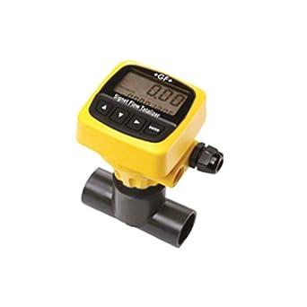 GF Signet 3-8150-T0 Battery Powered Flow Transmitter, 8510