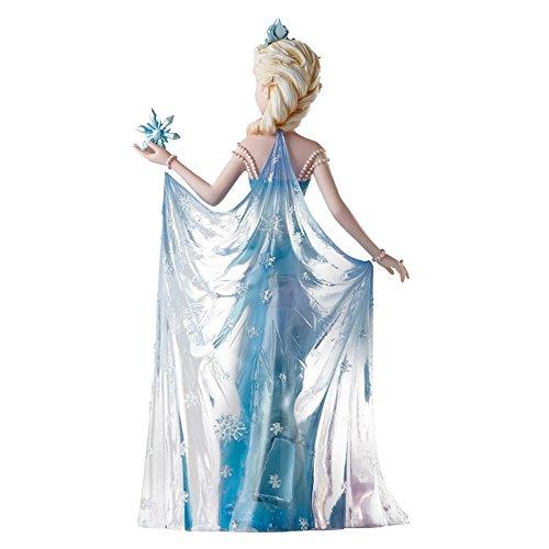 Enesco disney showcase queen elsa couture de force stone for Couture de force elsa