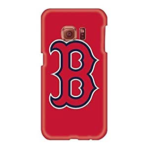 Bumper Cell-phone Hard Cover For Samsung Galaxy S6 (rqg10664AyiC) Provide Private Custom HD Baseball Boston Red Sox 5 Pattern