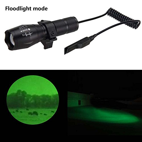 The 8 best hunting lights green