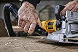 DEWALT DW682K 6.5 Amp Plate Joiner with No. 20 Size Joining Biscuits