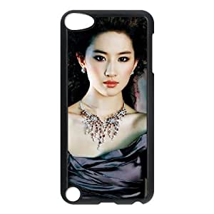 liu yifei iPod Touch 5 Case Black present pp001_7919605