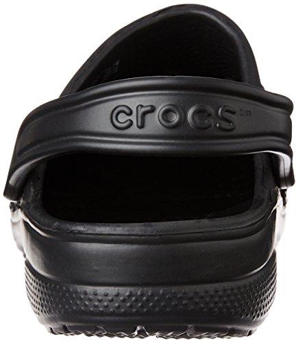 Noir01 Mixte Baya Crocs Adulte Sabots PSW6Rwnqp