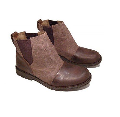 Timberland 37530 David Chelsea Calzado de Hombre Marrón Siefel Botines, Color Marrón, Talla 41: Amazon.es: Zapatos y complementos