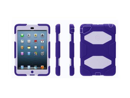 Shield Protector Lavender Case - Voroar Apple IPad Mini/iPad Mini Retina Voroar Survivor Case, Purple, Lavender (GB35923-2)