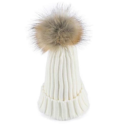 Libre Sombrero del 1 Sombrero Pompom WGFGQX Señoras Punto De Al De 2 Aire Las Caliente zfHvwv