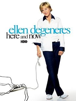 Ellen DeGeneres: Here and Now / Amazon Instant Video