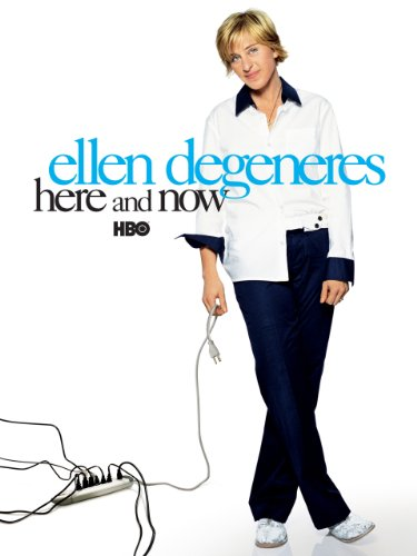 Ellen Degeneres  Here And Now