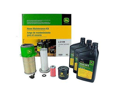 John Deere Original Equipment Filter Kit #LG189