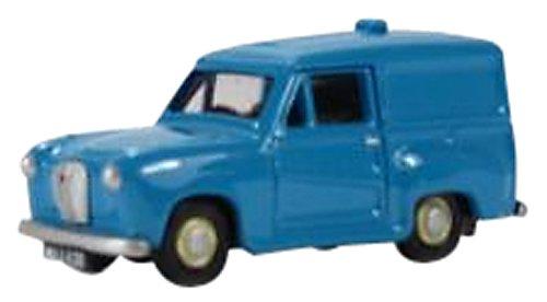 1/76 オースチンA30 バン スチームラインブルー EM76658