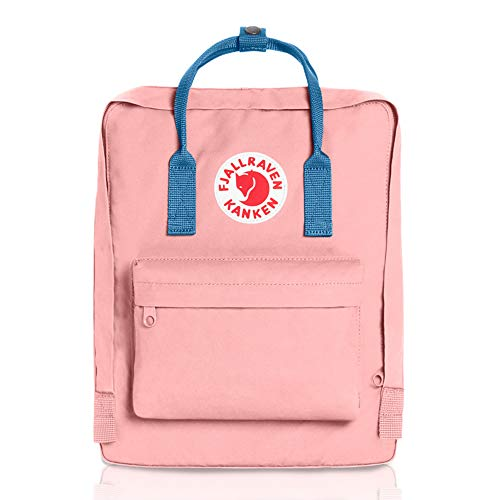 Fjallraven Kånken, Pink-Air Blue, One - Tag Luggage Weather