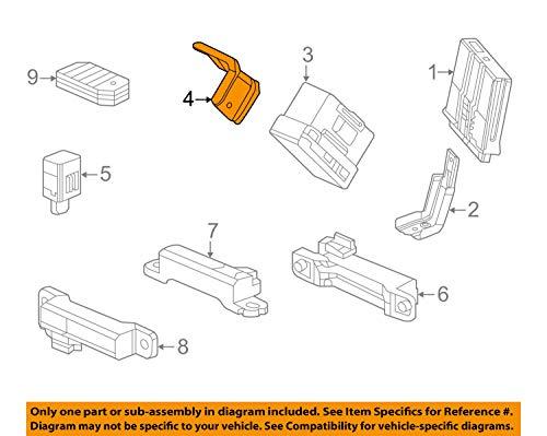 Genuine Honda 38331-TK8-A00 Sub Relay Box Bracket: