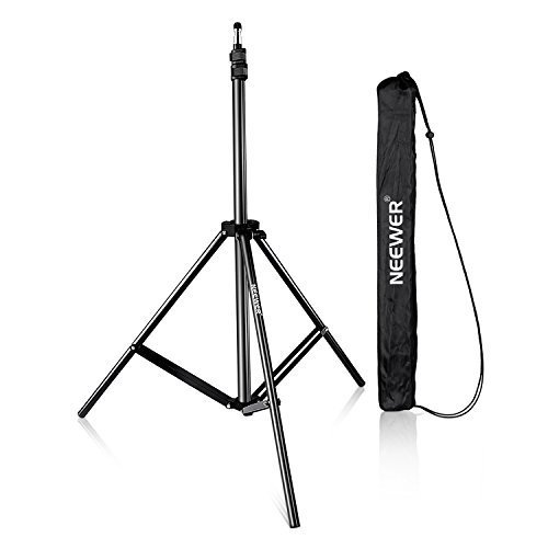 Neewer 7 Feet/210cm Photography Photo Studio Light Stands for Video, Portrait, and Photography Lighting by Neewer