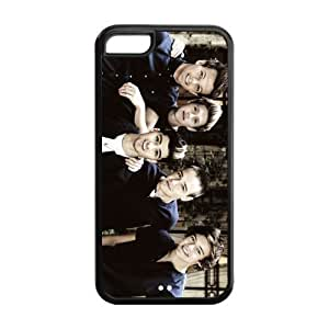 Customize One Direction Zayn Malik Liam Payn Niall Horan Louis Tomlinson Harry Styles Case for iphone5/5s Designed by HnW Accessories