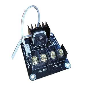 CDKJ expansión Impresora módulo módulo 2pin 3D para Anet A8 A6 A2 extiende la Capacidad de los Tubos de Mos compatibles