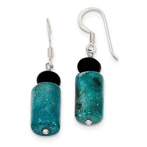 Jasper Diamond Beads - 6