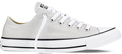 Converse Chuck Taylor All Star Low Top Mouse 151179F Mens 8 (Mouse Grey Rubber)