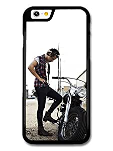 Harry Styles Motorbike 1D One Direction case for iPhone 6 A10216