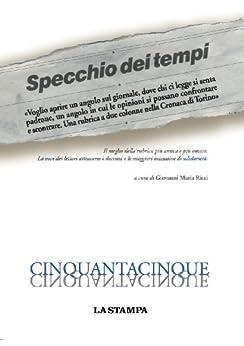 Specchio dei tempi italian edition ebook aa vv maria ricci giovanni kindle store - Specchio dei tempi ...