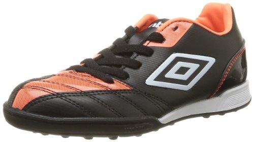 Umbro Decco Tf Jnr - Botas de Fútbol de material sintético niño Naranja - Orange (Cgz Noir/Orange/Blanc)