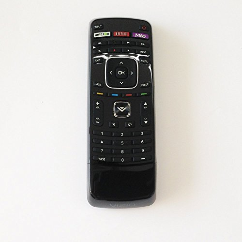 (New VIZIO Smart TV Qwerty keyboard remote XRT302)