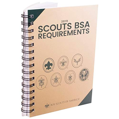 2019 Boy Scout Requirements by Boy Scouts of America