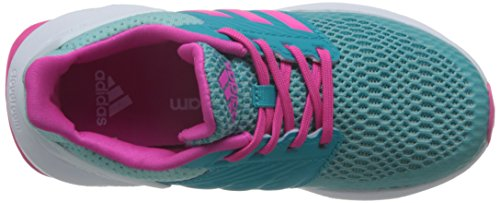 Adidas Unisex-Kinder Rapidarun K Turnschuhe, Blau (Azuene/Rosimp/Mensen), 36 EU
