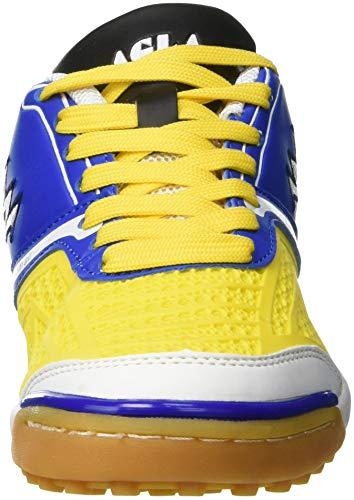 28 De nbsp;cm 5 Futsal Neón Outdoor Azul amarillo 3 Agla 44 Zapatos Fanthom Sq1Ex18f