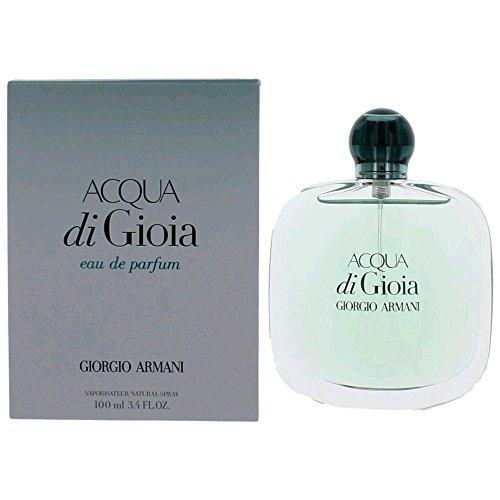 Giorgio Armani Acqua Di Gioia Eau de Parfum Spray, 3.4 ()