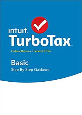 TurboTax Basic 2015 Federal + Fed Efile Tax Preparation Software - PC/MacDisc Twister Parent