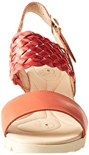 Bata Signora 764 309 Slingback Sandalo Rosa