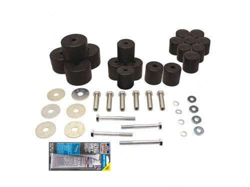 Trail Gear SSP-BL2 2 Body Lift Kit All Suzuki Samurai