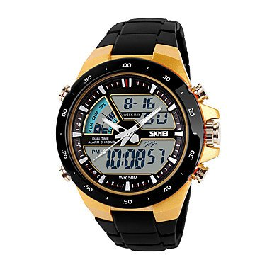 HWCOO Relojes de pulsera Hombre Mujer Reloj Deportivo Reloj Militar Reloj de Vestir Reloj de Bolsillo