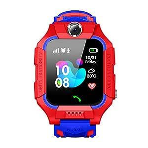 LayOPO - Smartwatch Resistente al Agua para niños, con cámara ...