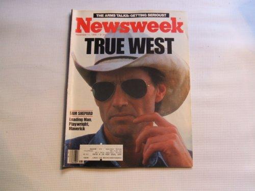 By essay sam shepard true west