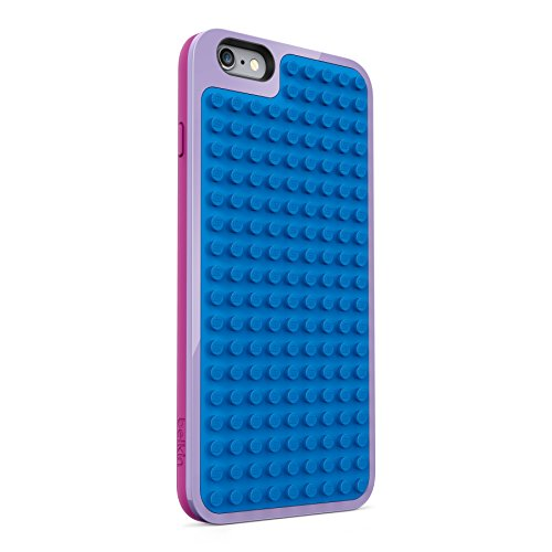 Belkin LEGO Builder iPhone Lavender