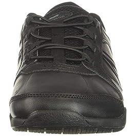 Avia Focus BlackNon SlipShoes for Women – Comfort Shoes for Work, Nursing, Restaurants, & Walking