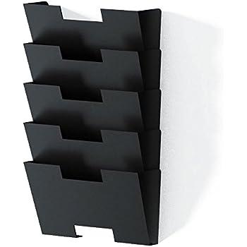 Amazon Wall Mount Steel File Holder Organizer Rack