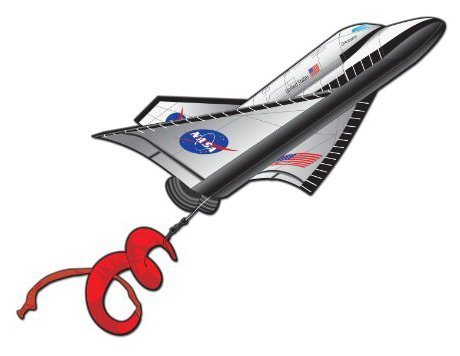 X-Kites 3D Supersize Space Shuttle by X-Kites [Toy]
