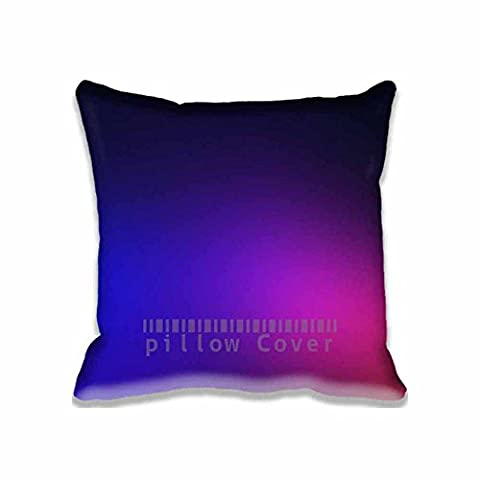 Sub Glow Blur Square Digital Printed Cushion Cover Throw Pillow Case Pillow Sham For Decor Decorative Home Sofa Bedroom (Hot Pictures For Bedroom)