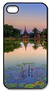iphone 4 case the best Thai scenery Desktop PC Black for Apple iPhone 4/4S by supermalls