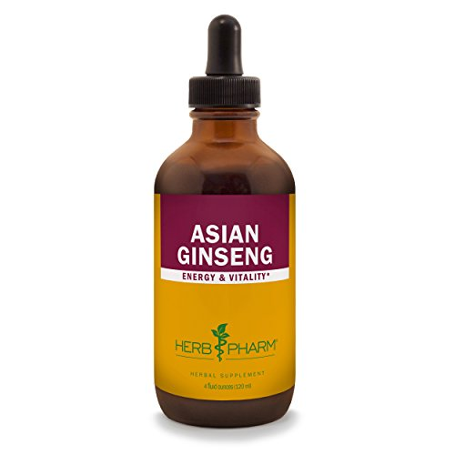 Herb Pharm Ginseng Extract Stamina